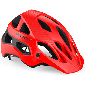 Rudy Project Protera Casque, red-black shiny-matte